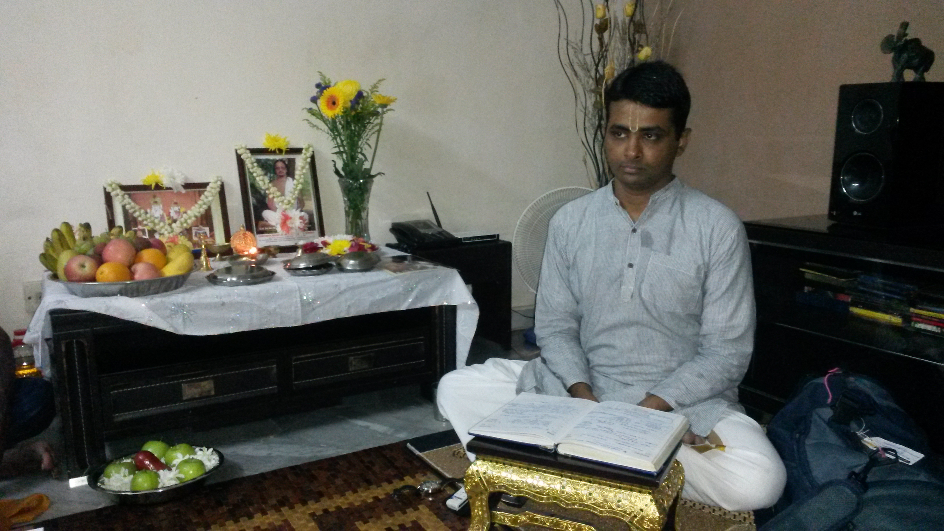 Home Satsang in Subang Jaya