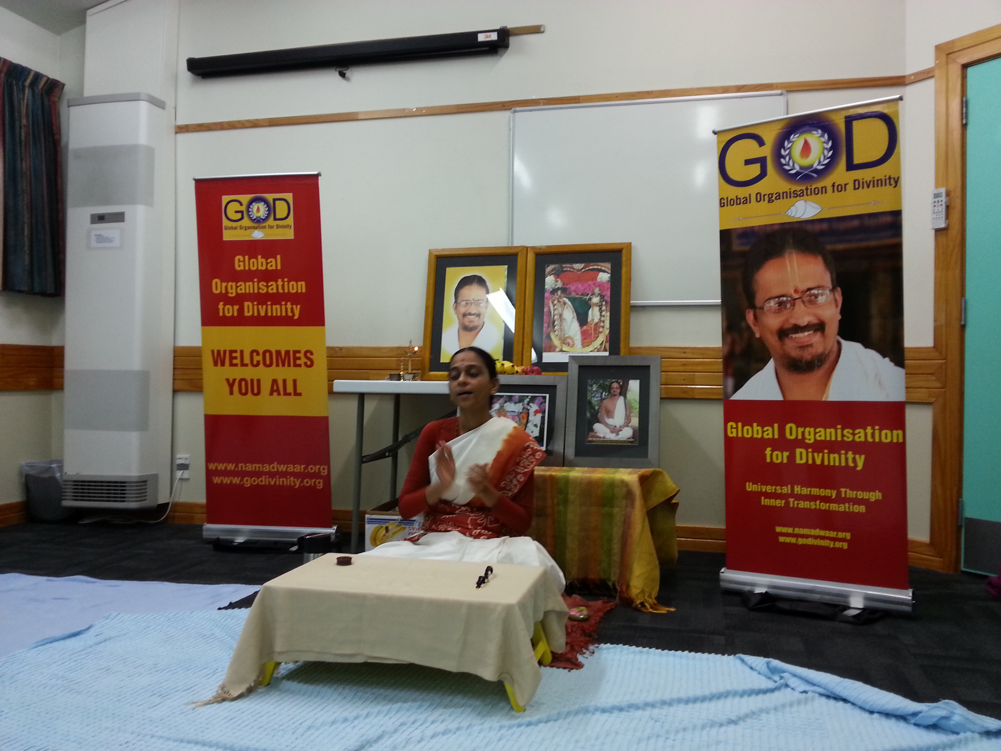 """Essence of Spirituality"" Discourse in Wellington NZ"